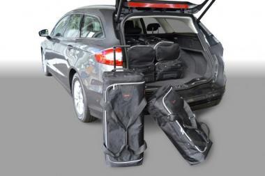 Car-Bags Ford Mondeo Reisetaschen-Set V wagon ab 2014 | 3x70l + 3x43l