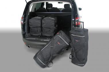 Car-Bags Ford S-Max Reisetaschen-Set I 2006-2015   3x91l + 3x63l