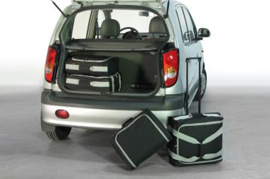 Car-Bags Hyundai Atos Reisetaschen-Set 1999-2008 | 2x45l + 2x25l