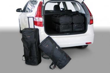 Car-Bags Hyundai i30 Reisetaschen-Set CW (FD-FDH) 2008-2012 | 3x63l + 3x43l