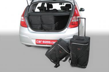 Car-Bags Hyundai i30 Reisetaschen-Set (FD-FDH) 2007-2012 | 3x62l + 3x35l