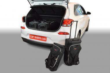 Car-Bags Hyundai i30 Reisetaschen-Set (PD) ab 2017 | 3x46l + 3x29l