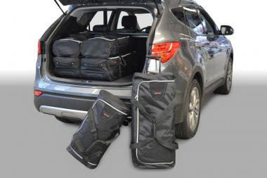 Car-Bags Hyundai Santa Fe Reisetaschen-Set (DM) ab 2012   3x81l + 3x45l