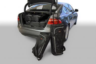 Car-Bags Jaguar XE Reisetaschen-Set (X760) ab 2015 | 3x56l + 3x33l