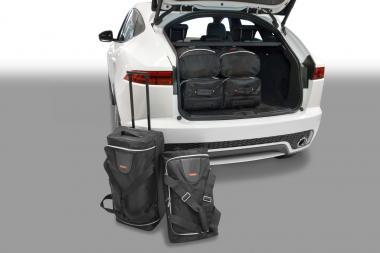 Car-Bags Jaguar E-Pace Reisetaschen-Set ab 2017   3x60l + 3x37l