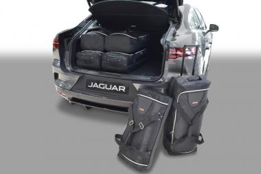 Car-Bags Jaguar I-Pace Reisetaschen-Set ab 2018 | 3x63l + 3x43l