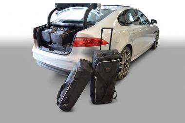 Car-Bags Jaguar XF Reisetaschen-Set (X260) ab 2015 | 3x63l + 3x43l