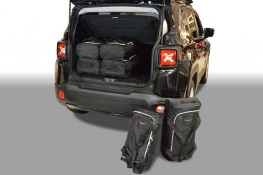 Car-Bags Jeep Renegade Reisetaschen-Set ab 2014 | 3x46l + 3x29l