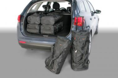 Car-Bags Kia Cee'd Reisetaschen-Set (JD) Sportswagon 2012-2018 | 3x63l + 3x43l
