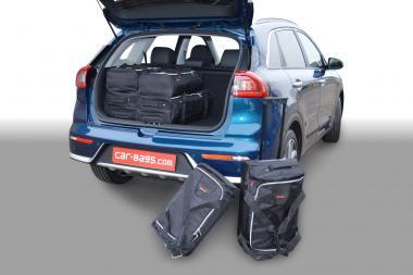 Car-Bags Kia Niro Sportswagon Reisetaschen-Set ab 2016 | 3x46l + 3x29l