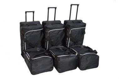 Car-Bags Kia Sorento Reisetaschen-Set I (JC-BL) 2002-2009 | 3x63l + 3x38l