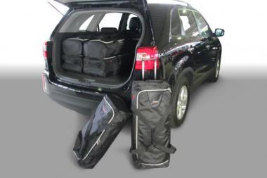 Car-Bags Kia Sorento Reisetaschen-Set II (XM) 2009-2015 | 3x81l + 3x45l