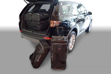 Car-Bags Land Rover Discovery Sport Reisetaschen-Set (L550) ab 2014 | 3x66l + 3x44l