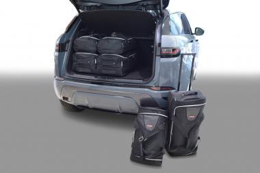 Car-Bags Land Rover Range Rover Evoque Reisetaschen-Set (L551) ab 2018 | 3x60l + 3x32l