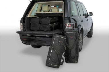 Car-Bags Land Rover Range Rover Reisetaschen-Set III (L322) 2002-2013 | 3x75l + 3x50l