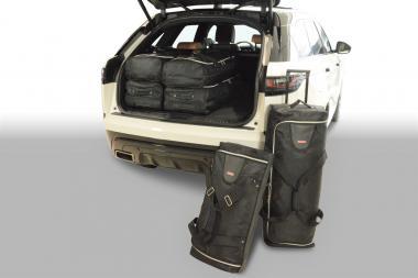 Car-Bags Land Rover Range Rover Velar Reisetaschen-Set ab 2017 (mit Reserverad) | 3x74l + 3x46l