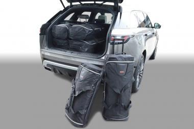 Car-Bags Land Rover Range Rover Velar Reisetaschen-Set ab 2017 (ohne Reserverad) | 3x83l + 3x54l