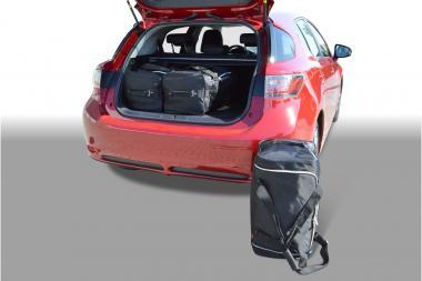 Car-Bags Lexus CT 200h Reisetaschen-Set ab 2011 | 3x60l