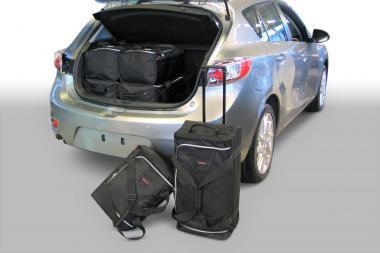 Car-Bags Mazda 3 Reisetaschen-Set (BL) 2009-2013 | 3x62l + 3x35l