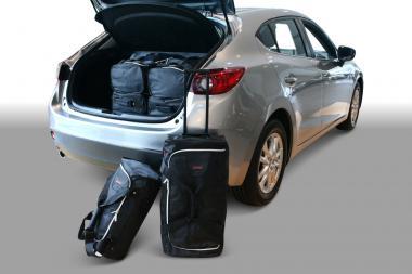 Car-Bags Mazda 3 Reisetaschen-Set (BM) ab 2013 | 3x54l + 3x34l