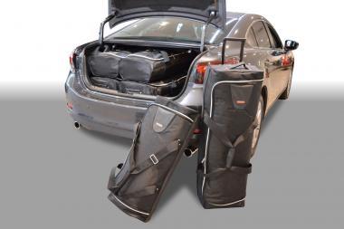 Car-Bags Mazda 6 Reisetaschen-Set (GJ) ab 2012 | 3x89l + 3x50l