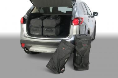 Car-Bags Mazda CX-5 Reisetaschen-Set (KE) 2012-2017 | 3x70l + 3x48l