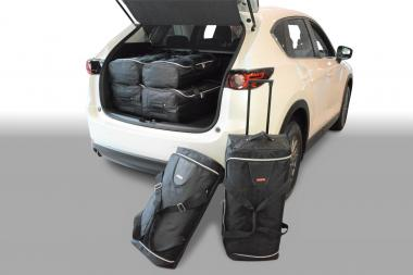 Car-Bags Mazda CX-5 Reisetaschen-Set (KF) ab 2017   3x81l + 3x46l