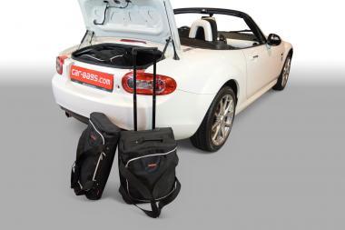 Car-Bags Mazda MX-5 Reisetaschen-Set (NC) 2005-2015 | 2x45l + 1x19l