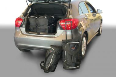 Car-Bags Mercedes-Benz A-Klasse Reisetaschen-Set (W176) ab 2012 | 3x51l + 3x28l