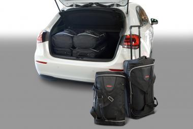 Car-Bags Mercedes-Benz A-Klasse Reisetaschen-Set (W177) ab 2018 | 3x52l + 3x37l