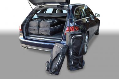 Car-Bags Mercedes-Benz C-Klasse estate Reisetaschen-Set Plug-In Hybrid 2015-2019 (S205) | 3x52l + 3x25l