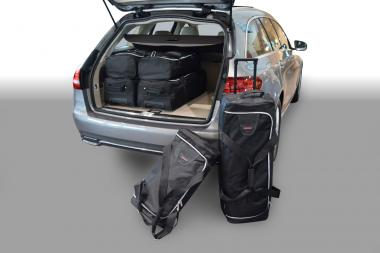 Car-Bags Mercedes-Benz C-Klasse estate Reisetaschen-Set (S205) ab 2014 | 3x52l + 3x36l