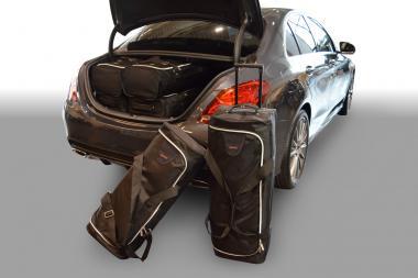 Car-Bags Mercedes-Benz C-Klasse Reisetaschen-Set (W205) ab 2014 | 3x64l + 3x45l