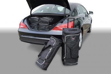 Car-Bags Mercedes-Benz CLA Reisetaschen-Set (C117) ab 2013 | 3x63l + 3x43l