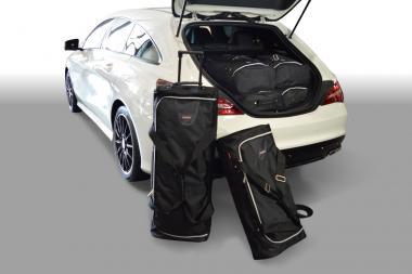 Car-Bags Mercedes-Benz CLA Reisetaschen-Set shooting brake (X117) ab 2015 | 3x70l + 3x43l