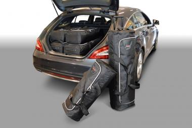 Car-Bags Mercedes-Benz CLS Reisetaschen-Set shooting brake (X218) ab 2012 | 3x69l + 3x50l