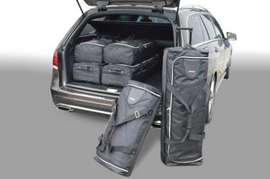 Car-Bags Mercedes-Benz E-Klasse estate Reisetaschen-Set (S212) 2009-2016 | 3x92l + 3x53l