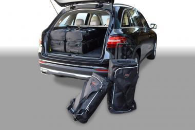 Car-Bags Mercedes-Benz GLC Reisetaschen-Set (X253) ab 2015 | 3x63l + 3x38l