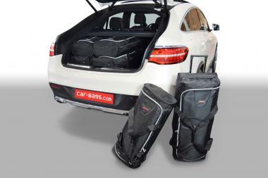 Car-Bags Mercedes-Benz GLE Coupé Reisetaschen-Set (C292) ab 2015 | 3x75l + 3x50l