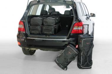 Car-Bags Mercedes-Benz GLK Reisetaschen-Set (X204) 2008-2015 | 3x52l + 3x30l