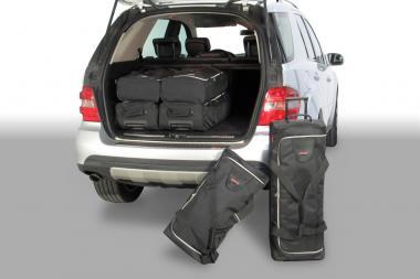 Car-Bags Mercedes-Benz ML Reisetaschen-Set (W164) 2005-2011 | 3x77l + 3x59l
