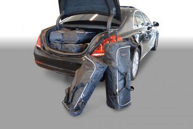 Car-Bags Mercedes-Benz S-Klasse Reisetaschen-Set (W222) ab 2014 | 3x68l + 3x48l