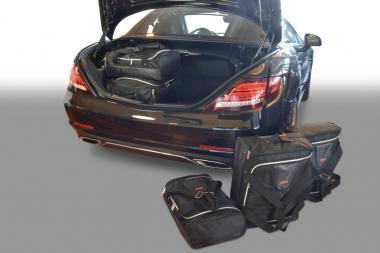 Car-Bags Mercedes-Benz SLK Reisetaschen-Set /SLC (R172) 2011-2019   2x53l + 2x31l + 1x36l