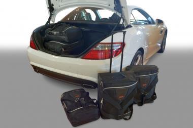 Car-Bags Mercedes-Benz SLK / SLC Reisetaschen-Set (R171) 2004-2011   2x53l + 2x31l + 1x36l