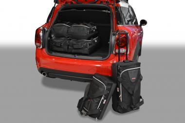 Car-Bags Mini Countryman Reisetaschen-Set (F60) ab 2016   3x54l + 3x33l - mit UK Flagge