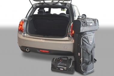 Car-Bags Mini One - Cooper Reisetaschen-Set (UK-Flagge) (F56 - MkIII) 3T ab 2014 | 1x76l + 2x24l