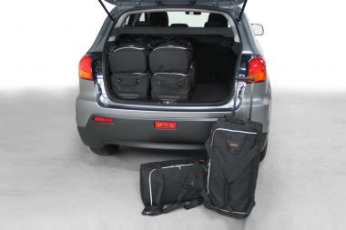 Car-Bags Mitsubishi ASX Reisetaschen-Set ab 2010 | 3x60l + 3x32l