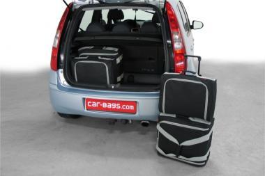 Car-Bags Mitsubishi Colt Reisetaschen-Set (Z30) 2004-2009   2x45l + 2x25l