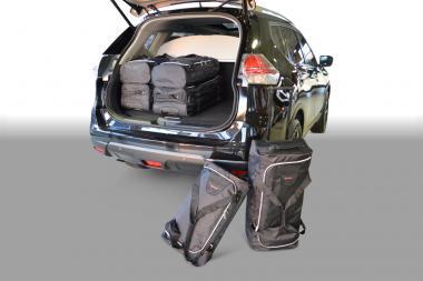 Car-Bags Nissan X-Trail Reisetaschen-Set (T32) ab 2013 | 3x66l + 3x44l