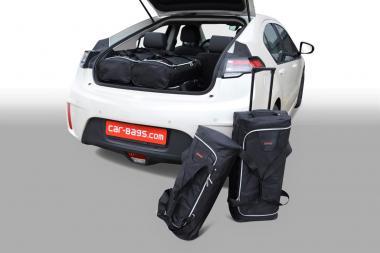 Car-Bags Opel Ampera Reisetaschen-Set 2012-2016 | 3x57l + 3x39l